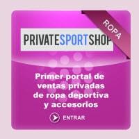 ventas privadas de ropa deportiva