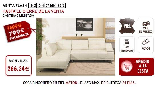 Rebajas en muebles online - Venta de muebles on line ...