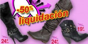 liquidacion zapatos