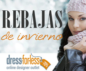 rebajas invierno dress for less