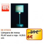 outlet muebles lampara