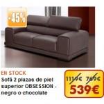 outlet muebles sofa