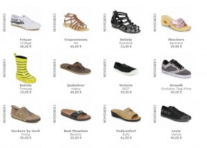 outlet de zapatos