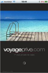 voyage prive iphone
