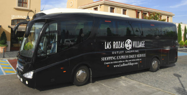 shopping express outlet las rozas village