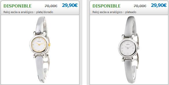 outlet relojes de mujer