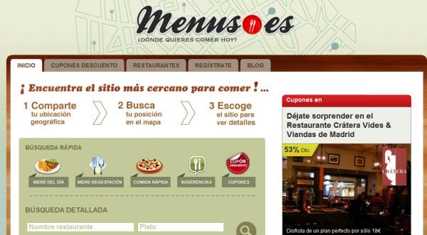outlet de restaurantes