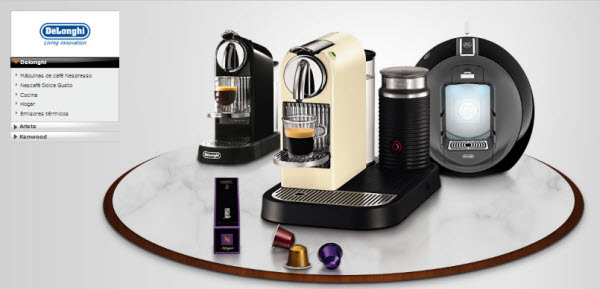outlet nespresso