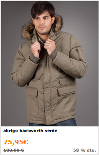 outlet pepe jeans hombre