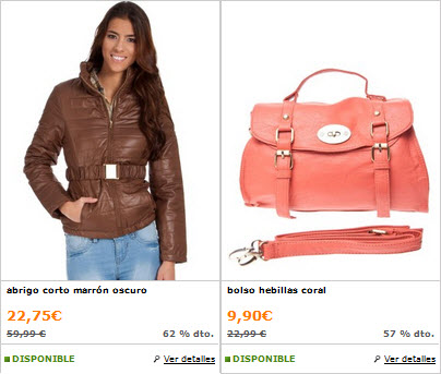 outlet amichi mujer