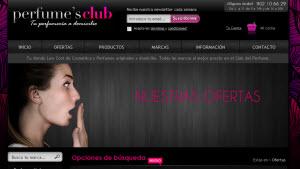 perfumes club ofertas