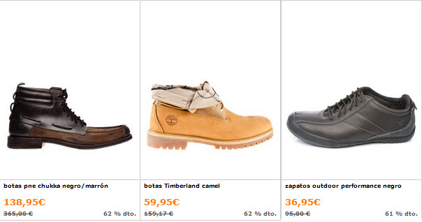 Zapatos Timberland Hombre Precios