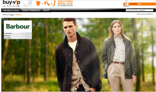 outlet barbour