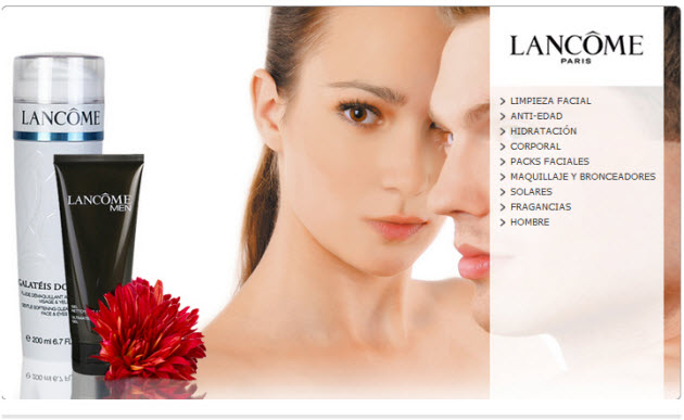 outlet lancome