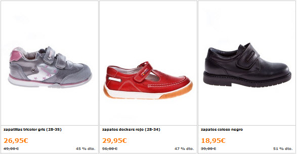 outlet zapatos pablosky
