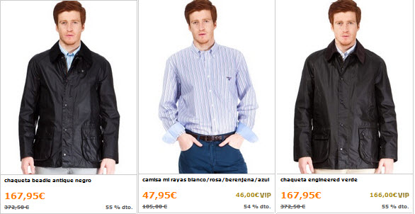ropa barbour