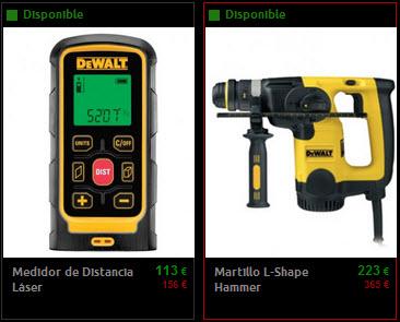 herramientas Dewalt