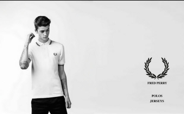 outlet fred perry
