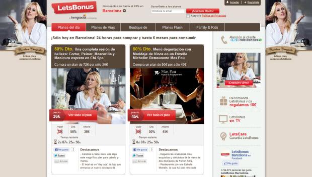 outlet online letsbonus
