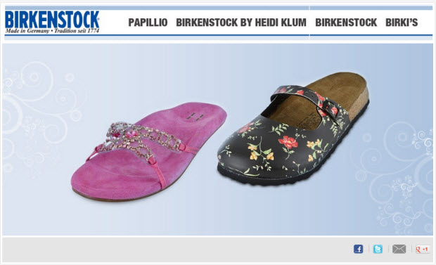 outlet birkenstock