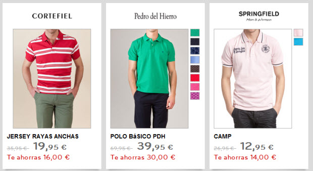 polos fifty factory