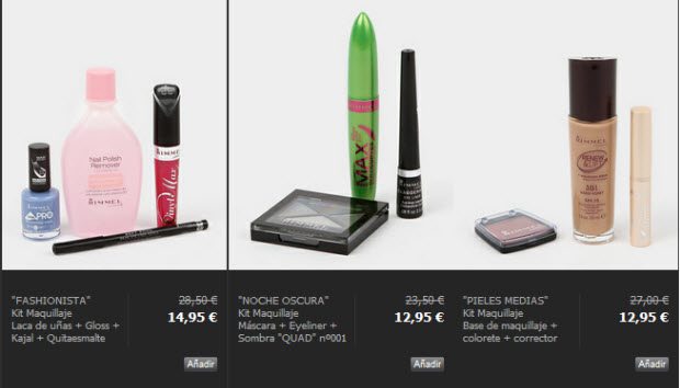 cosmeticos rimmel london