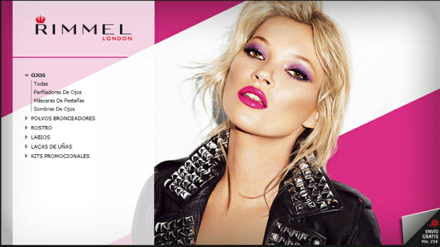 outlet rimmel london