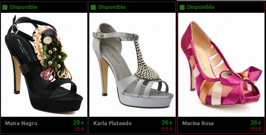 7fb1be53 Paula En 70 Y Zapatos Outlet Bolsos Ofertix Al Soler dxw0Ptqpz