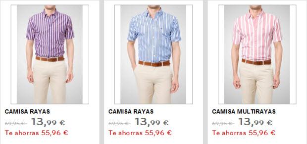 camisas pedro del hierro online