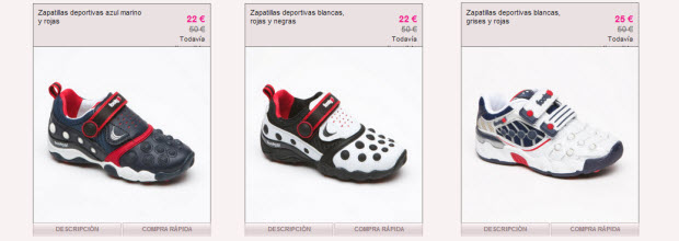 zapatillas footgol