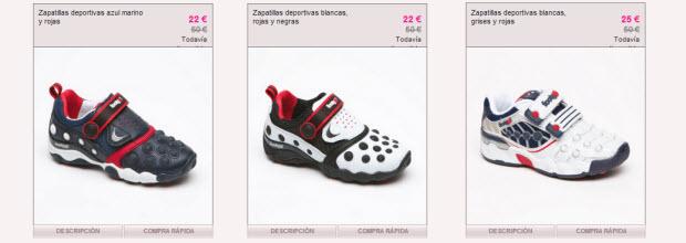 zapatillas footgol