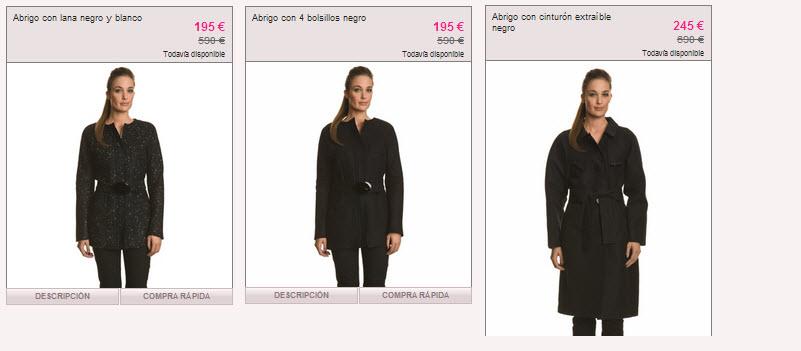abrigos longchamp