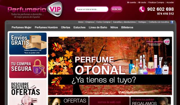 outlet de perfumes baratos