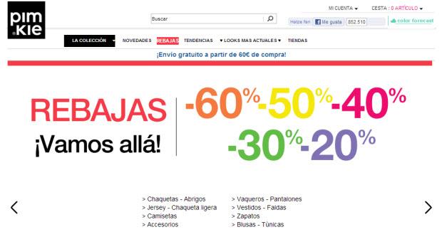 Rebajas Bershka 2013: moda juvenil con descuentos de hasta el 50%