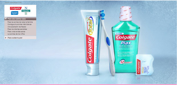 outlet colgate