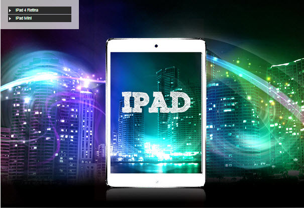 outlet ipad