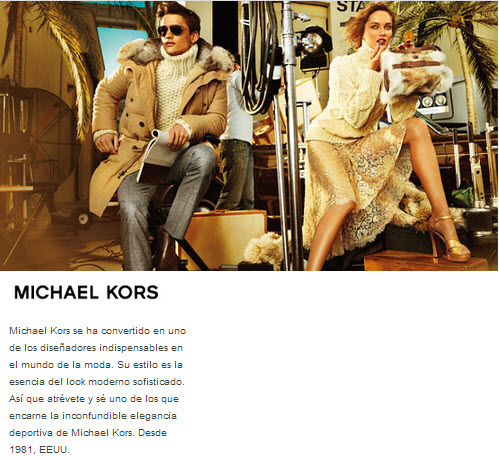 outlet michael kors