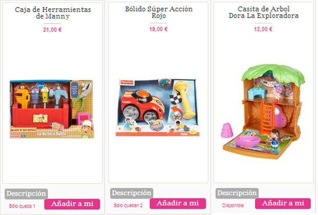 juguetes outlet fisher price