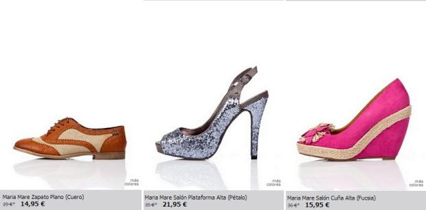 calzado outlet maria mare