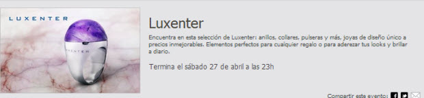 outlet luxenter