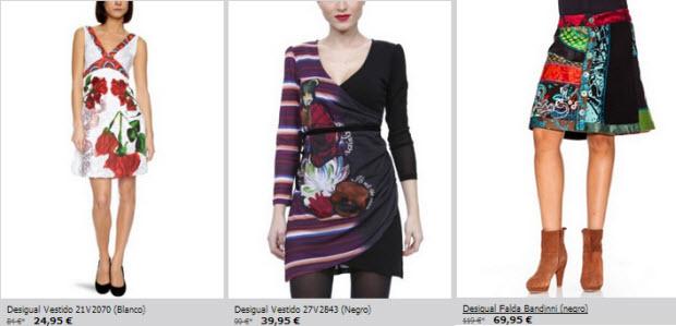 vestidos desigual