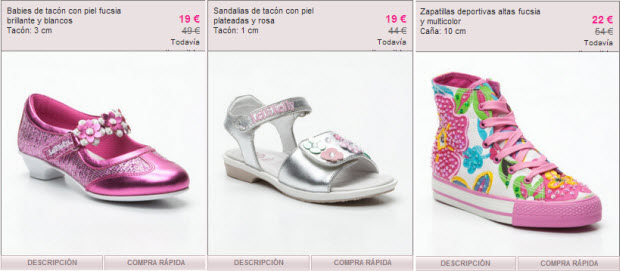zapatos lelli kelly