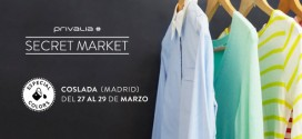 Privalia Secret Market 2014: outlet físico en Madrid