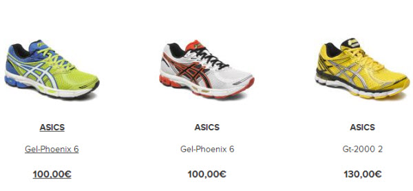 zapatillas running asics