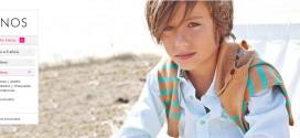 Nanos Outlet: venta privada especial de ropa infantil