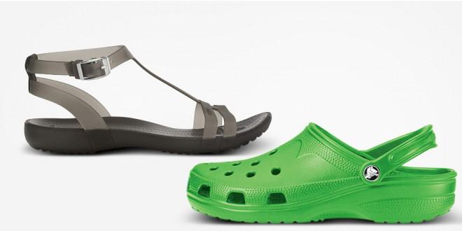 Crocs Outlet: hasta el 80% de descuento en Dreivip