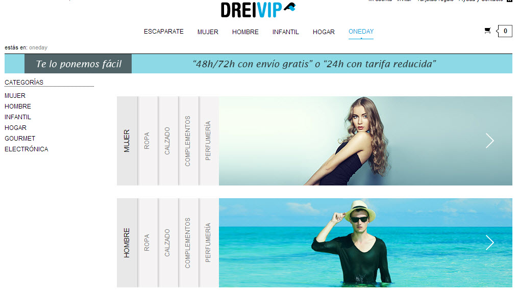 one day dreivip