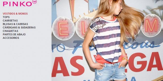 Pinko Outlet: ropa infantil con descuentos hasta el 70%