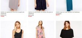 Asos Outlet: vestidos, faldas y ropa de hombre al -70%