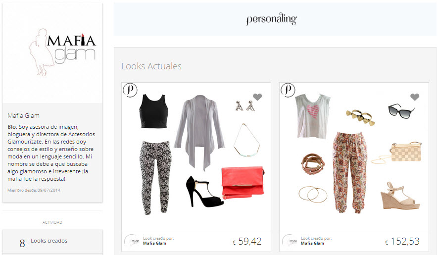 personaling personal shoppers